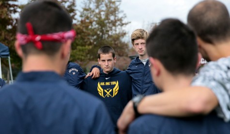 Boys Cross Country Takes Third in State Tournament