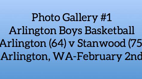 Photo Gallery #1: Boys' Basketball