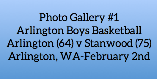 Photo Gallery #1: Boys' Basketball