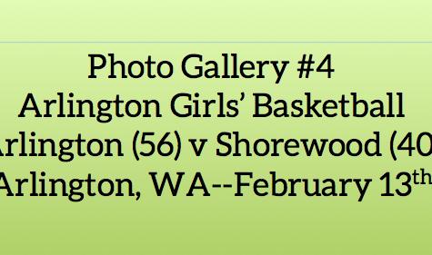 Photo Gallery #4: Girls' Basketball