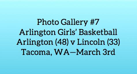 Photo Gallery #7: Girls' Basketball