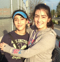 All the Singles Ladies: Arlington Tennis Upsets Snohomish in Singles-Driven 4-3 Win