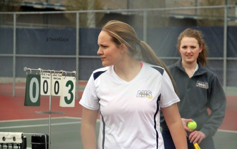 Arlington Tennis Rolls to 7-0 Sweep Over Marysville-Getchell