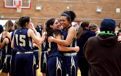 Headed to the Dome: Girls' Basketball Advances to State With Impressive Regionals Win