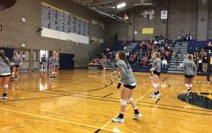 Eagles Varsity Volleyballs First Win
