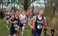 Arlington Cross Country Concludes Season on a High Note