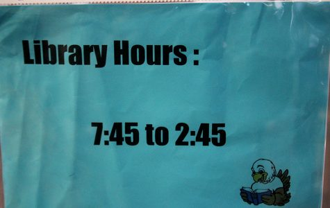 Why the Library Times Changed