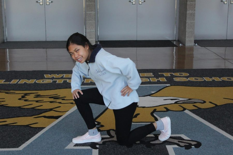 73 Questions with The AHS Eagle-Anne Fernandez