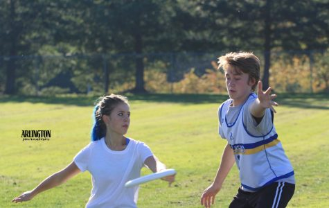 Ultimate Frisbee Spotlight