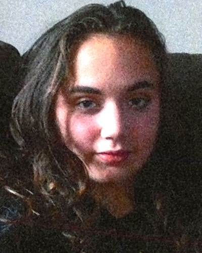 Photo of Destiney Vanderweele from the National Center for Missing and Exploited Children