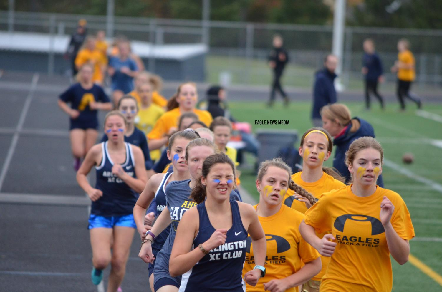 Wrapping up the Cross Country Season