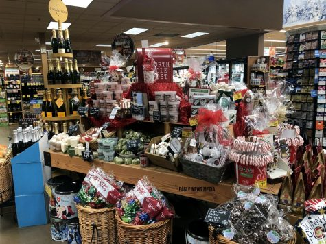Tis' the season for Christmas shopping and gifting madness. Currently, stores are gearing up for all your Christmas needs. If you're a retail worker you know the struggle of Christmas set up whether that be Black Friday, Christmas sales, and more.