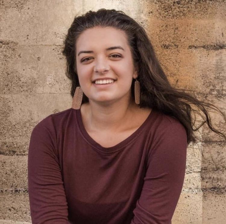 Senior Hannah Marsh