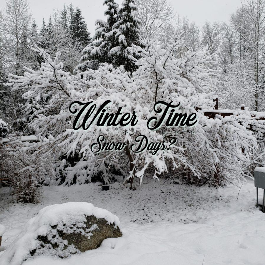 Wintertime (Snow Days?)